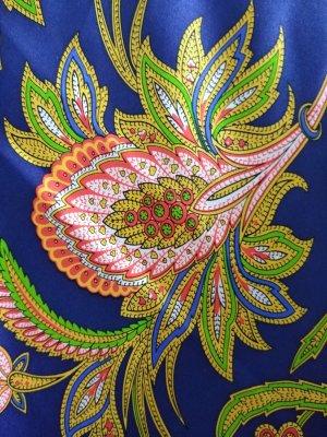 Lorenzo Cana Pañuelo de seda multicolor Seda