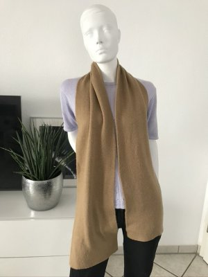 C&A Knitted Scarf camel polyamide