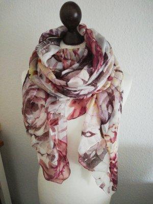 Codello Summer Scarf multicolored silk
