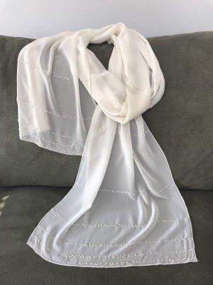 Zero Stola crema-bianco sporco
