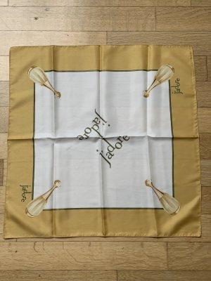 Dior Silk Cloth cream-black