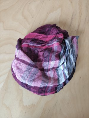 NoName Summer Scarf pink