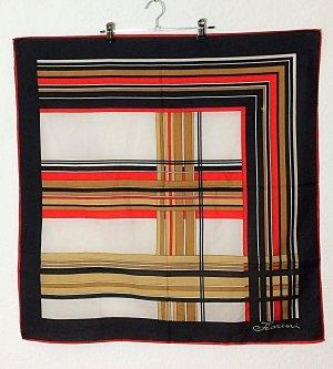 Tuch Fiorini Halstuch Turbantuch Turban Trendfarben Vintage