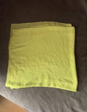 Beach Towel neon yellow