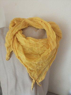 Unbekannte Marke Neckerchief yellow