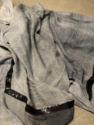 Tuch —— grau——