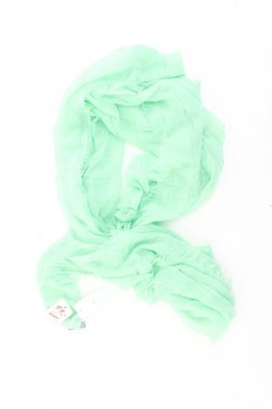 Zomersjaal groen-neon groen-munt-weidegroen-grasgroen-bos Groen Polyester