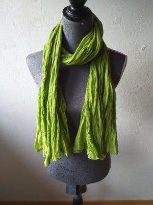 Tuch grün ca. 165 × 90 cm