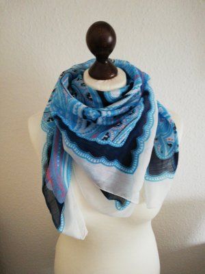 H&M Divided Summer Scarf multicolored