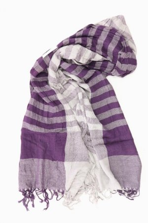 Summer Scarf lilac-mauve-purple-dark violet