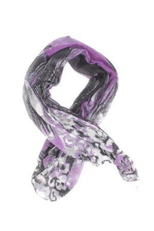 Szal letni fiolet-bladofiołkowy-jasny fiolet-ciemny fiolet