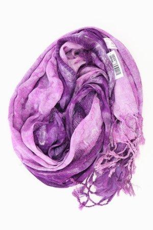 Summer Scarf lilac-mauve-purple-dark violet viscose