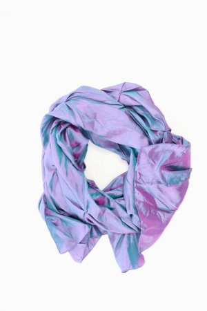 Tuch mehrfarbig aus Polyester