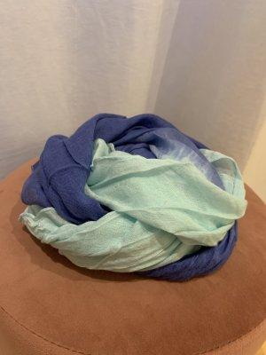 Hüftgold Foulard bleu-vert menthe