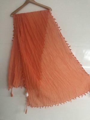 Tuch orange