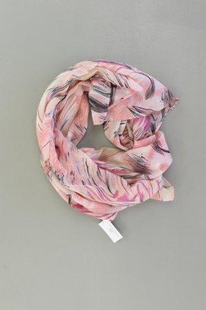 Écharpe d'été rose clair-rose-rose-rose fluo