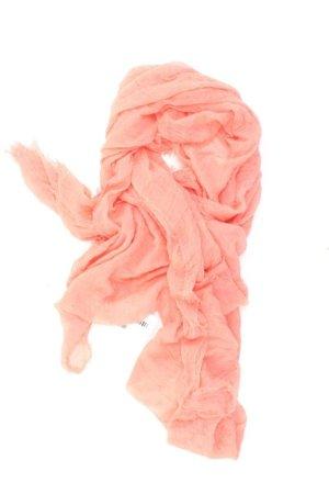 Zomersjaal lichtroze-roze-roze-neonroos Polyester