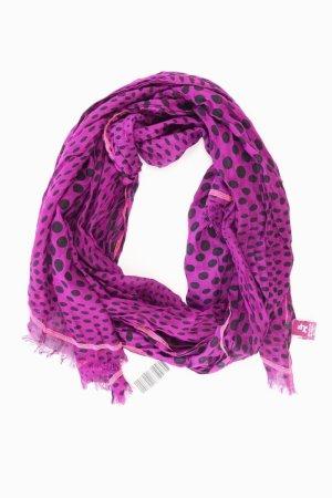 Summer Scarf light pink-pink-pink-neon pink viscose