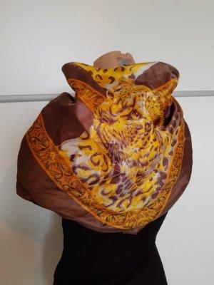 Tuch/ Schal mit Leoparden