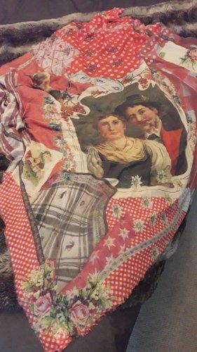 Striessnig wien Folkloristische sjaal veelkleurig