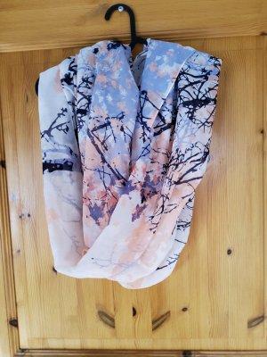 accessories Bufanda tubo rosa-azul