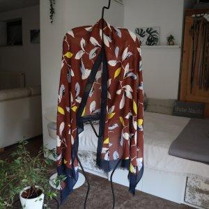 Boden Foulard multicolore coton