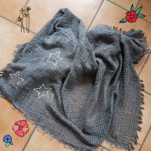 Cartoon Sciarpa di lana grigio