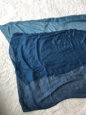 Zero Fazzoletto da collo blu fiordaliso-blu
