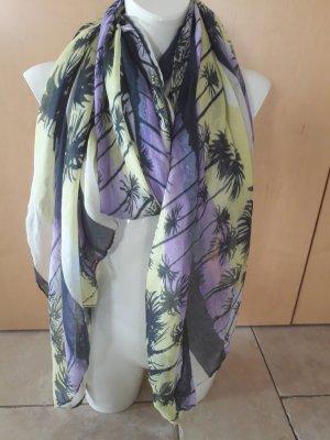 Zara Chal veraniego negro-púrpura