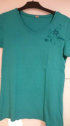 Tükisfarbene T-Shirt