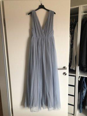 Tüll Kleid hellblau
