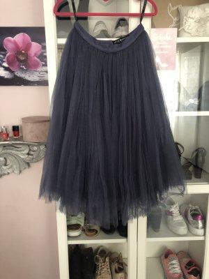 Little Mistress Tulle Skirt grey violet-slate-gray