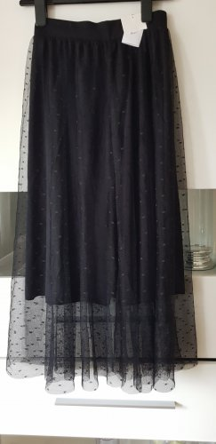Robe de plage noir