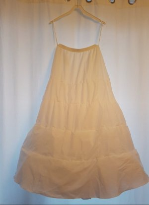 Lilly Vestido de novia blanco puro-blanco Poliéster