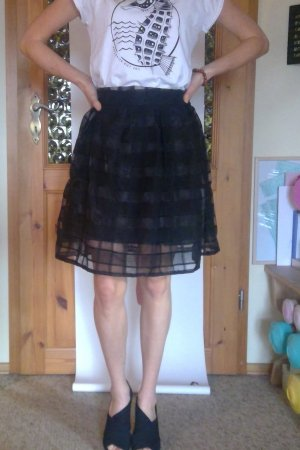 Tulle Skirt black polyester
