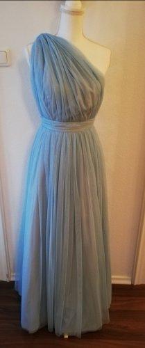 ASOS DESIGN Ball Dress light blue-baby blue