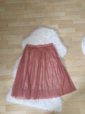 Orsay Tule rok roze-wolwit