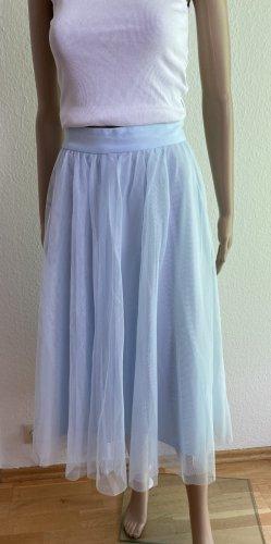 H&M Tulle Skirt azure