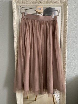Reiss Tulle Skirt multicolored