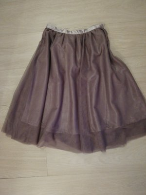 New Yorker Tulle Skirt dusky pink-mauve