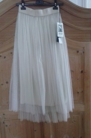 Tulle Skirt cream