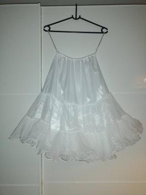 Trachten Deiser Petticoat Dress white