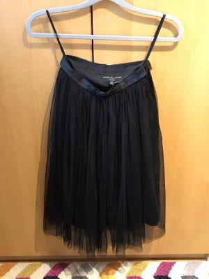 needle & thread Tule rok zwart