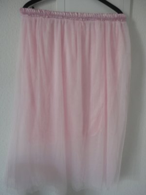 Tulle Skirt light pink-pink