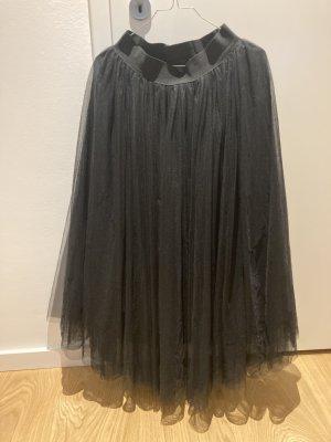 Dress Like A Tulle Skirt black