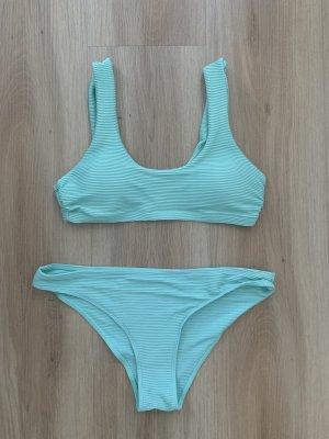 C&A Bikini turquesa