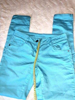 Ernestings Family , Gina Five-Pocket Trousers light blue