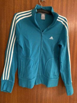 Türkise Adidas Jacke