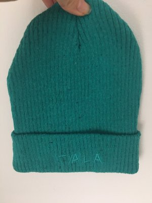 Beanie turquoise-cadet blue