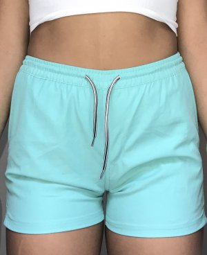 Cleptomanicx Swimming Trunk turquoise